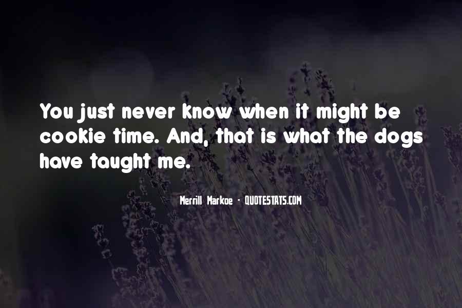 Merrill Quotes #897735