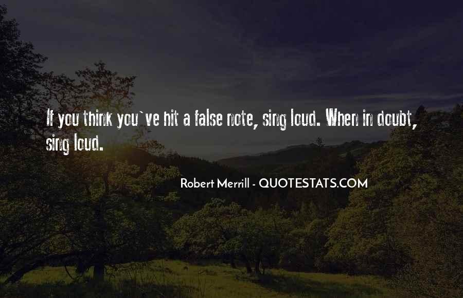 Merrill Quotes #941461