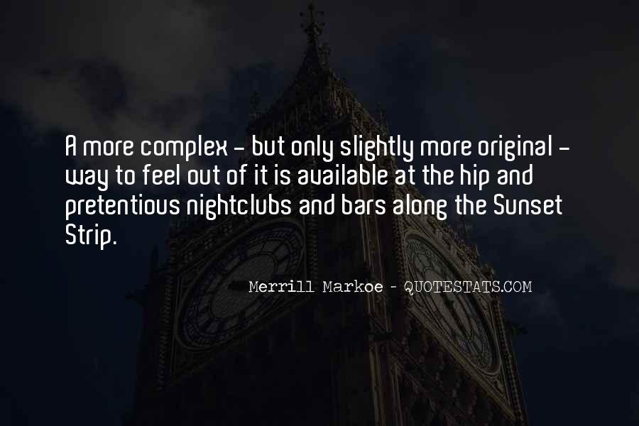 Merrill Quotes #969131