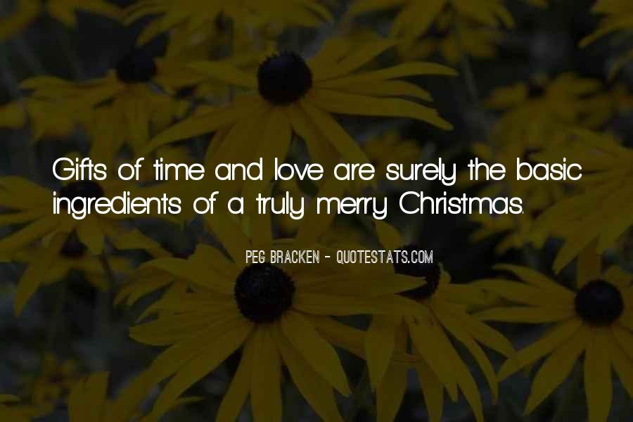 Merry Christmas I Love U Quotes #1532189