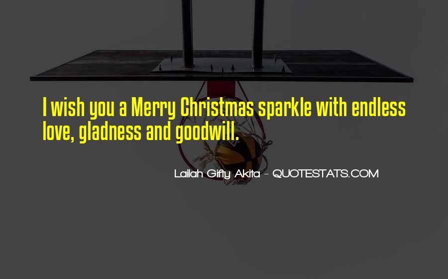 Merry Christmas I Love U Quotes #837004