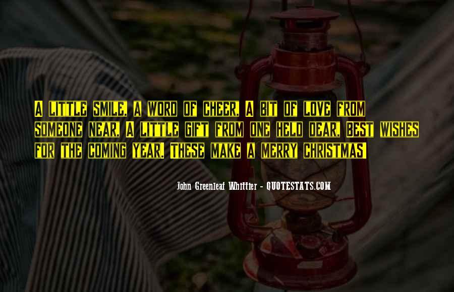 Merry Christmas I Love U Quotes #979198