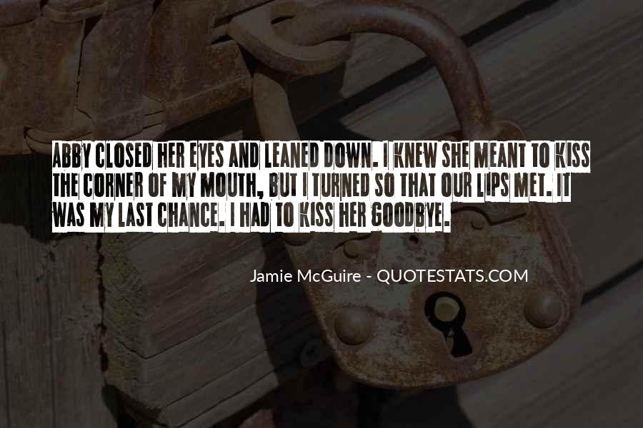 Met By Chance Quotes #1096053