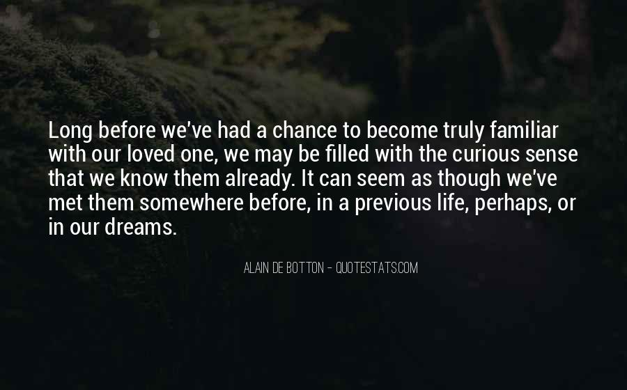 Met By Chance Quotes #1245581