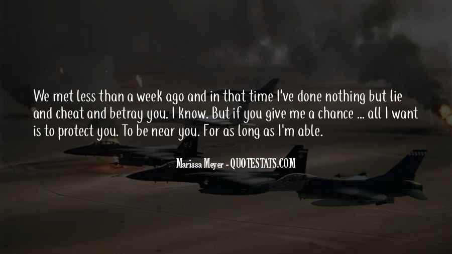 Met By Chance Quotes #1464899