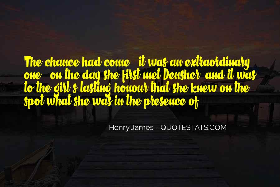 Met By Chance Quotes #370366