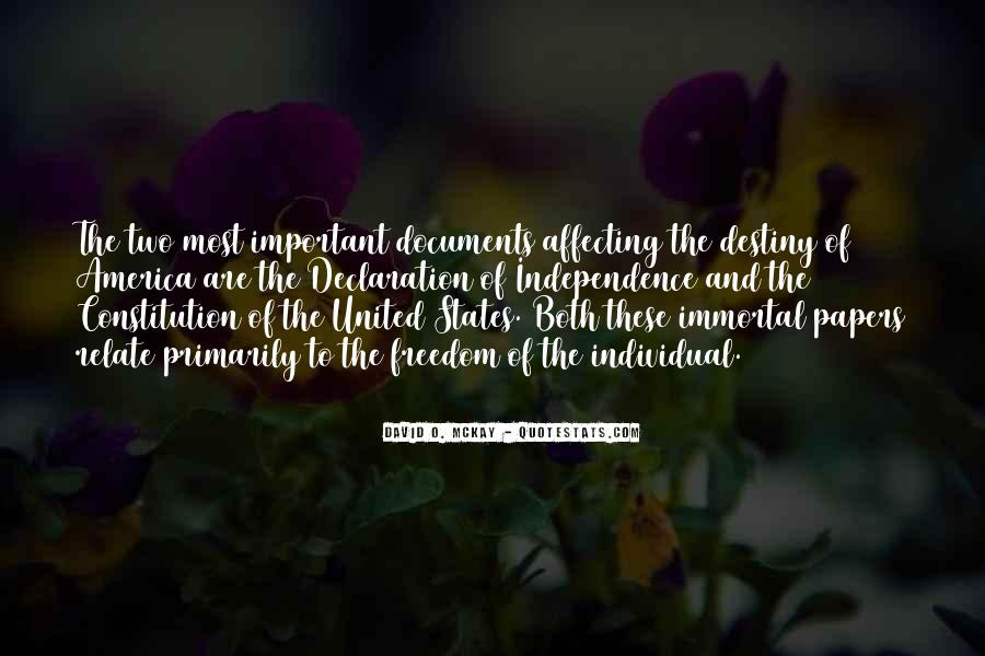 Quotes About Constitution Of The United States #1035245