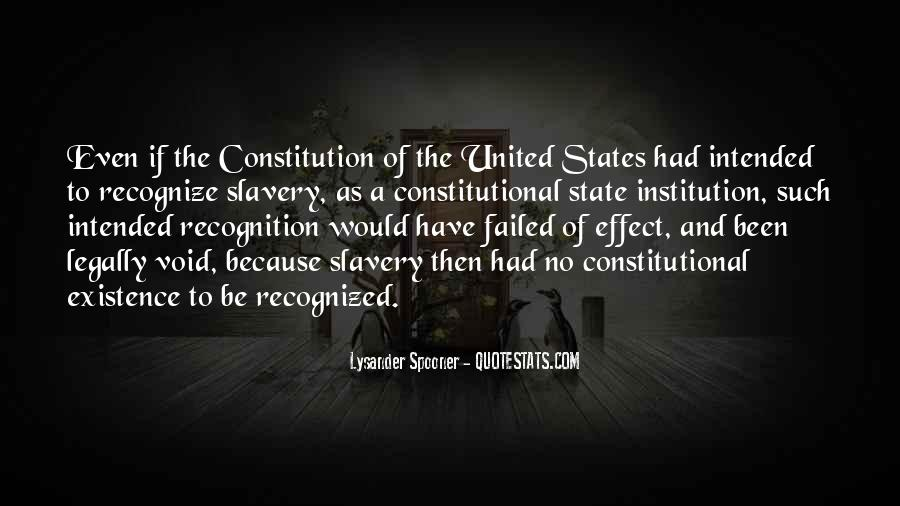 Quotes About Constitution Of The United States #1210535