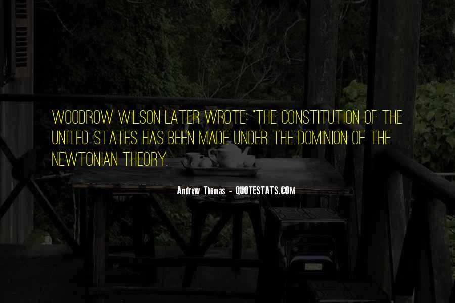 Quotes About Constitution Of The United States #123764