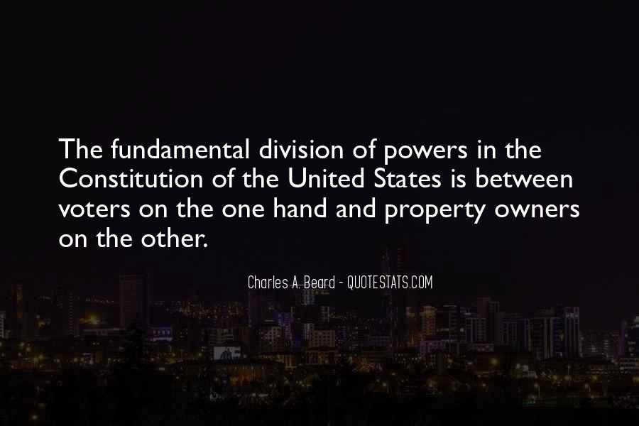 Quotes About Constitution Of The United States #124063