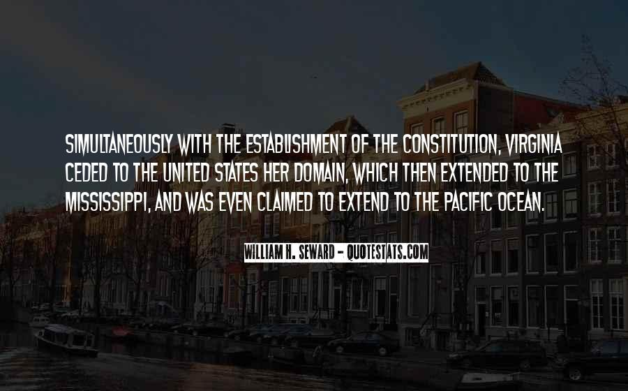 Quotes About Constitution Of The United States #1297415