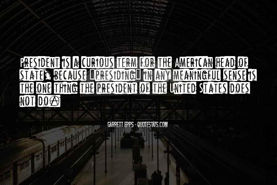 Quotes About Constitution Of The United States #1315609
