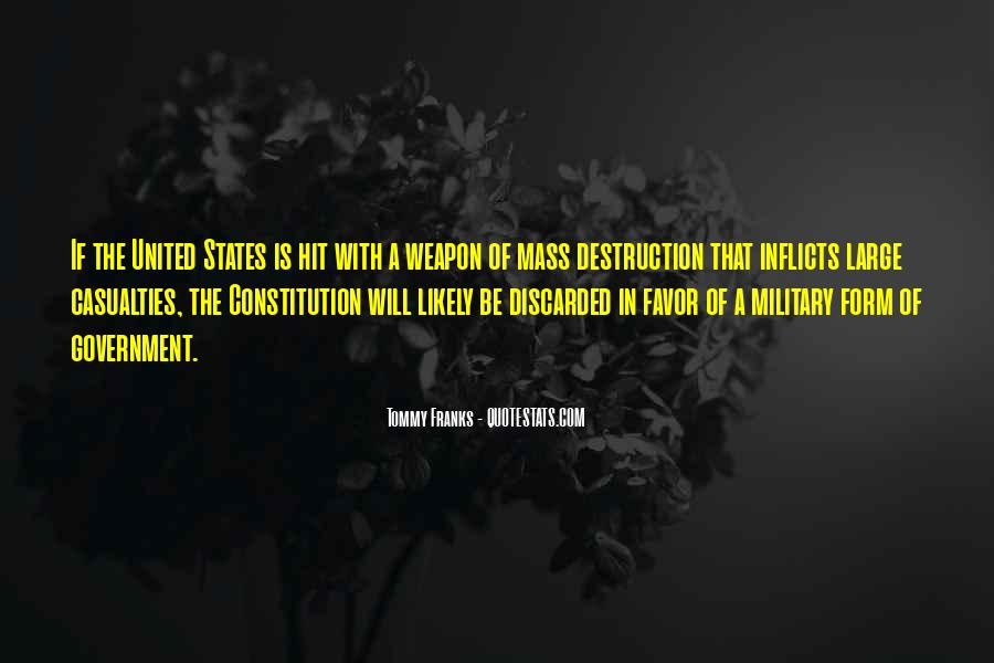 Quotes About Constitution Of The United States #1330904