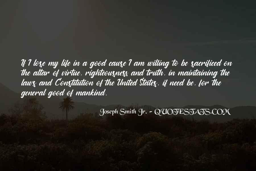 Quotes About Constitution Of The United States #1393033