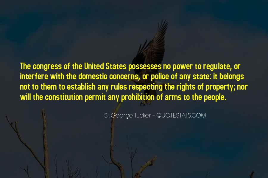 Quotes About Constitution Of The United States #1402366