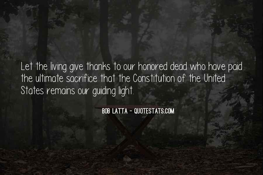 Quotes About Constitution Of The United States #1558193