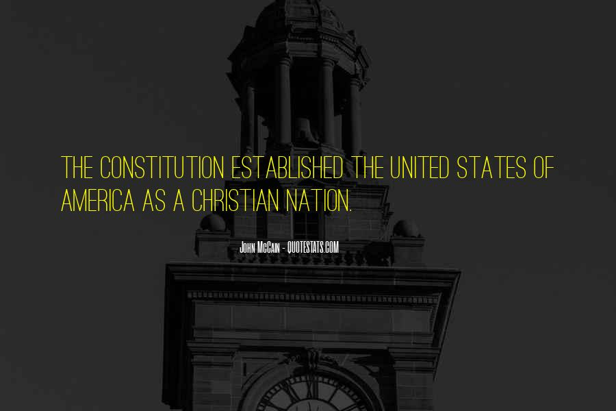 Quotes About Constitution Of The United States #202620