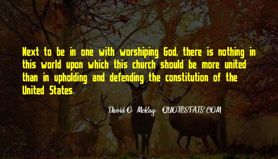 Quotes About Constitution Of The United States #44858