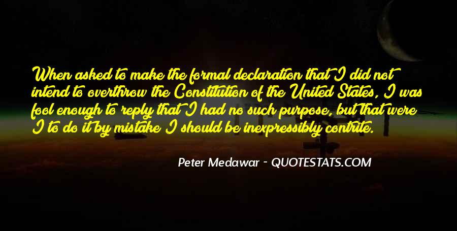 Quotes About Constitution Of The United States #506680