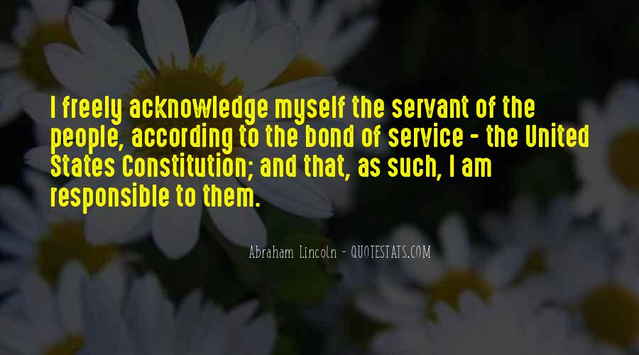 Quotes About Constitution Of The United States #568142