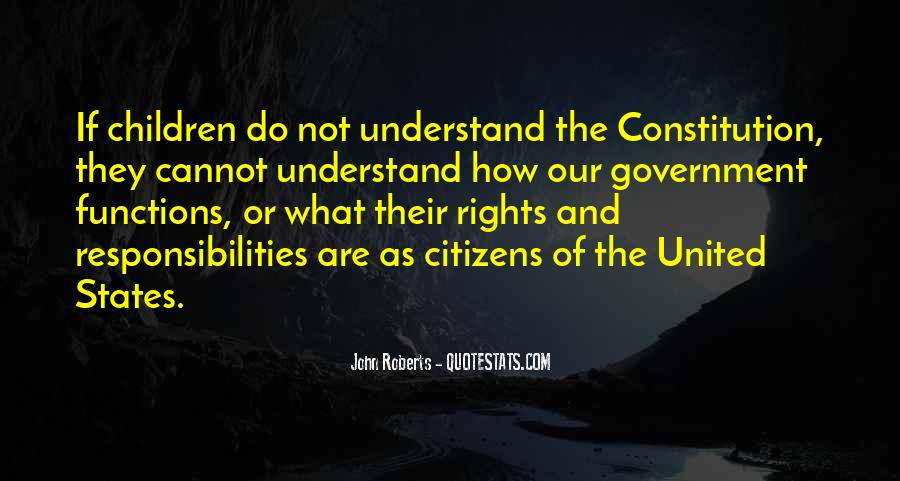 Quotes About Constitution Of The United States #576970