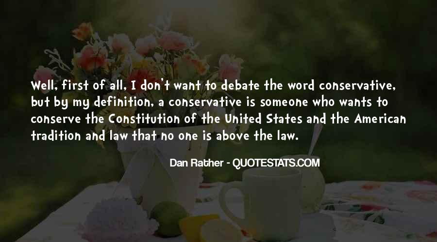 Quotes About Constitution Of The United States #601807