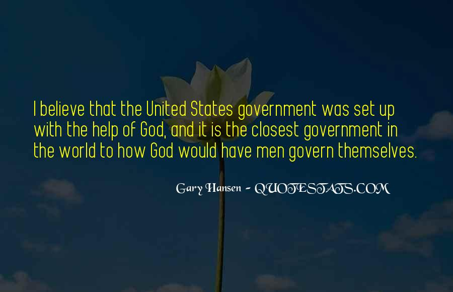Quotes About Constitution Of The United States #603086