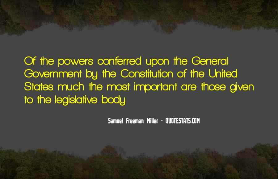 Quotes About Constitution Of The United States #606220