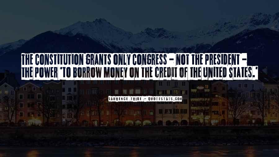 Quotes About Constitution Of The United States #684463