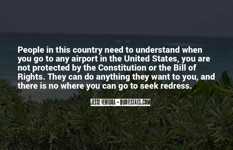 Quotes About Constitution Of The United States #813857