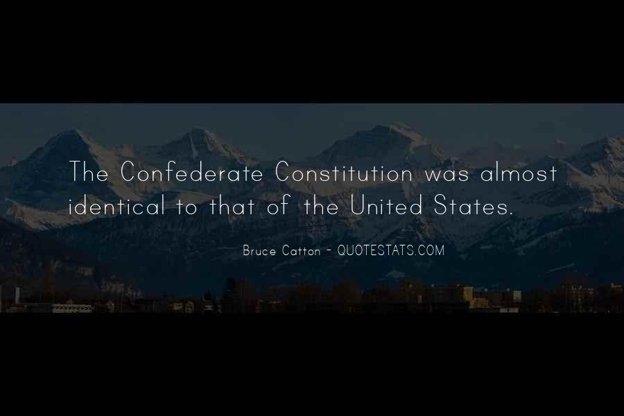 Quotes About Constitution Of The United States #8529
