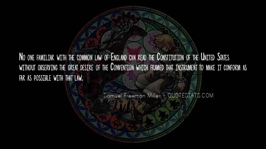 Quotes About Constitution Of The United States #951467