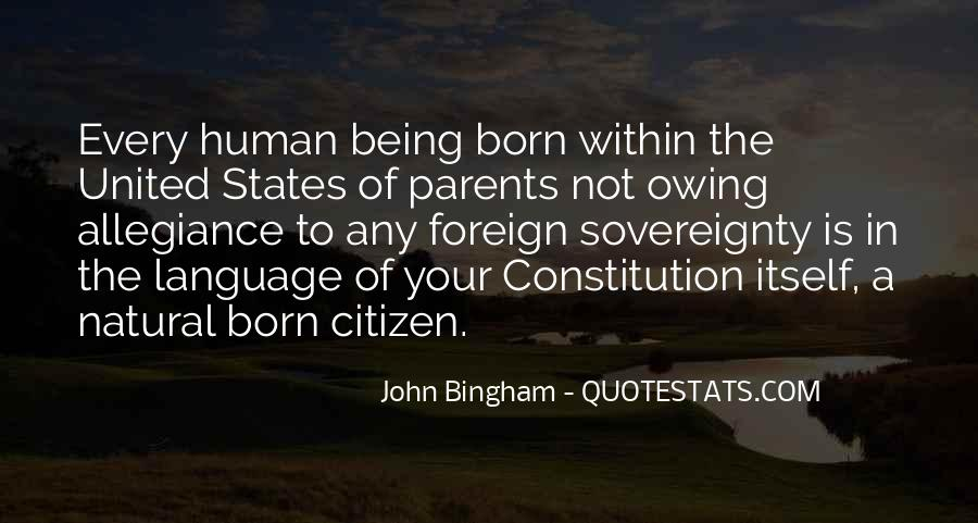 Quotes About Constitution Of The United States #963065