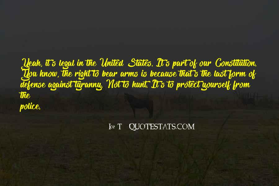 Quotes About Constitution Of The United States #969136