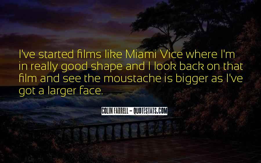 Miami Vice Quotes #140512