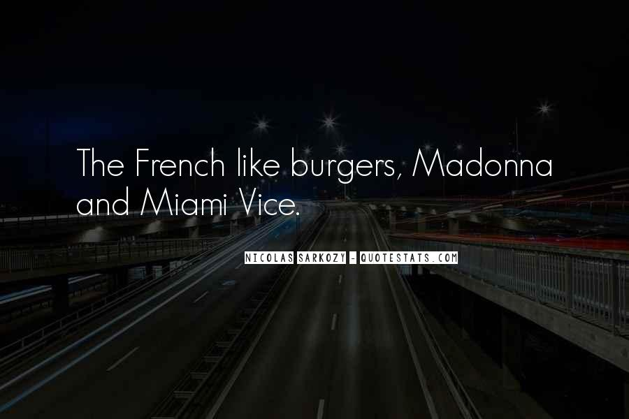 Miami Vice Quotes #904723
