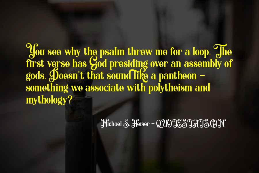 Michael Heiser Quotes #1599497