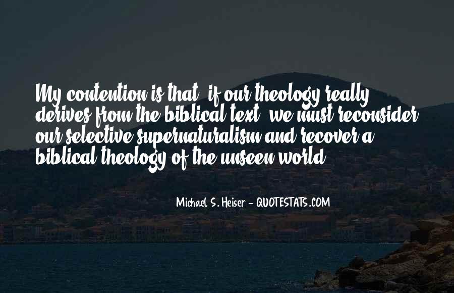 Michael Heiser Quotes #193282