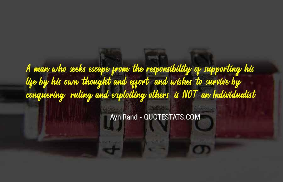 Quotes About Conquering Life #1133774