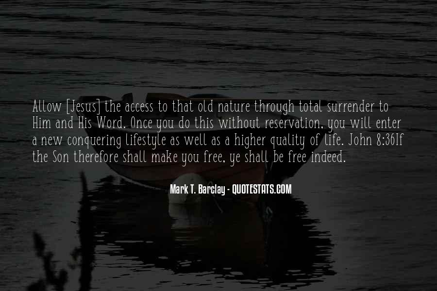 Quotes About Conquering Life #70059