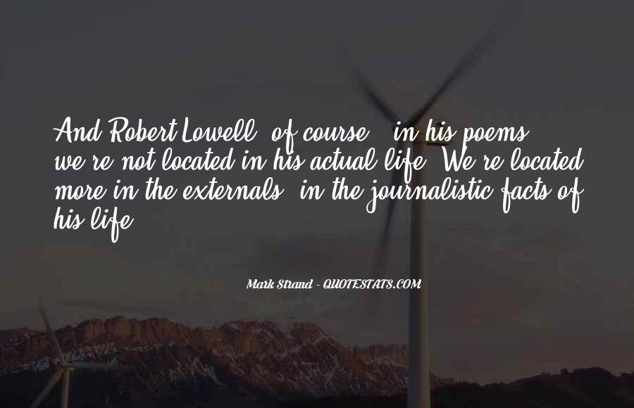 Michael Lille Quotes #1810985