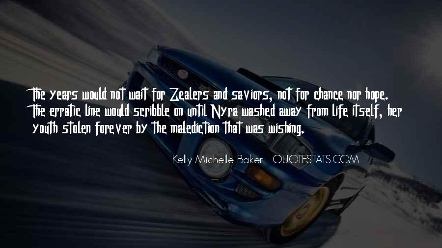 Michelle K Some Quotes #428
