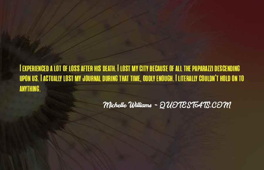 Michelle K Some Quotes #5859