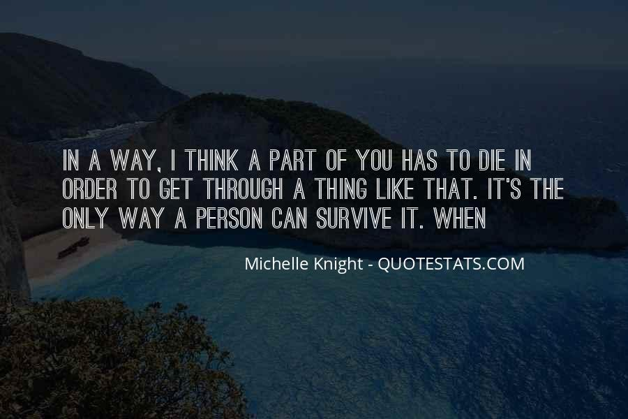 Michelle K Some Quotes #7272