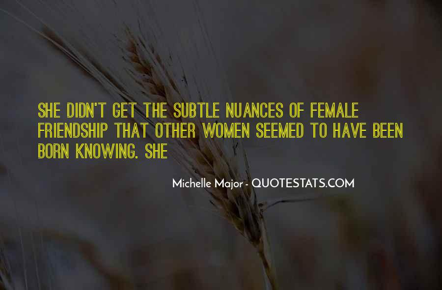 Michelle K Some Quotes #8907