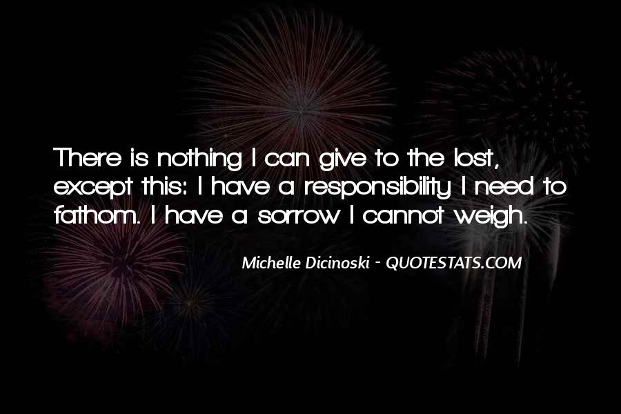 Michelle K Some Quotes #9188