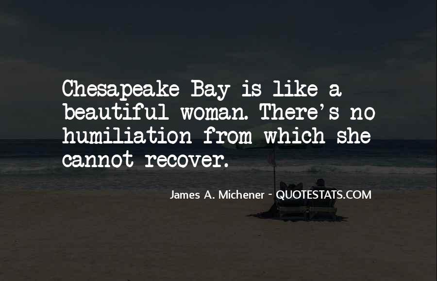 Michener Chesapeake Quotes #1290323