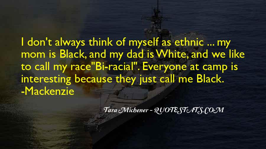 Michener Quotes #142885