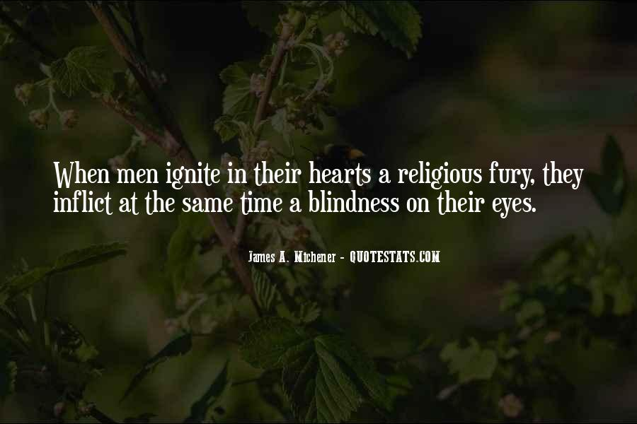 Michener Quotes #167552