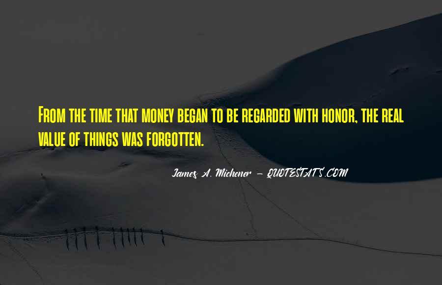 Michener Quotes #607859